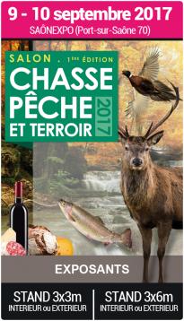 Exposants - Chasse-pêche et Terroir - Port-sur-Saône