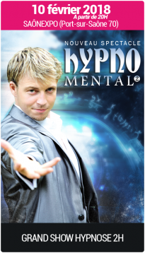 Billetterie - Spectacle Hypno Mental