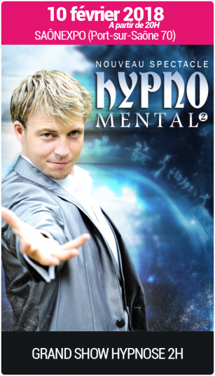 Billetterie - Spectacle Hypno Mental