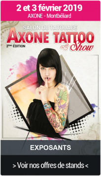 Exposants - Axone Tattoo Show 2