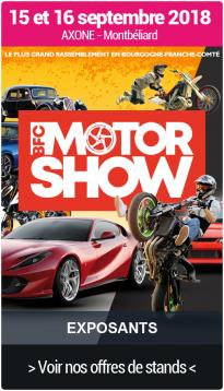 Exposants - BFC Motor Show 2018