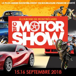 BFC Motor Show 2018