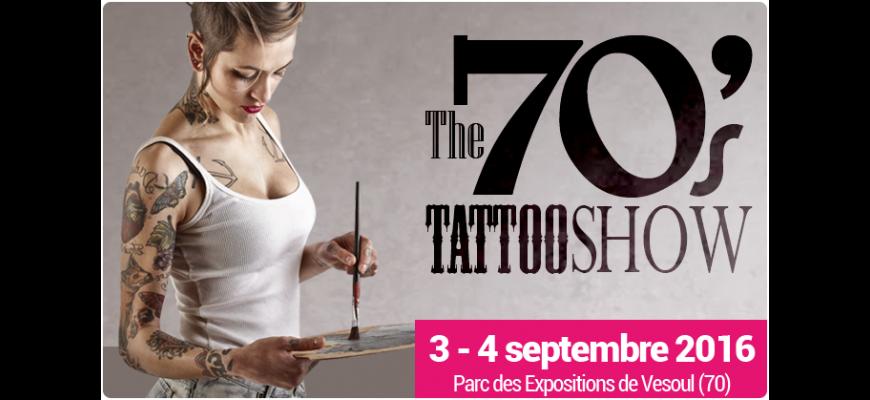 Retour sur The 70's Tattoo Show