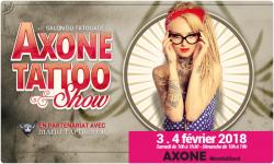 Axone Tattoo Show - 3-4 Février 2018